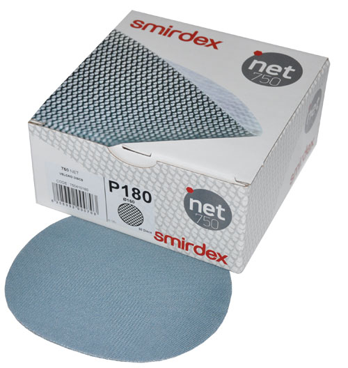 750 net velour disc 125 mm  P*400