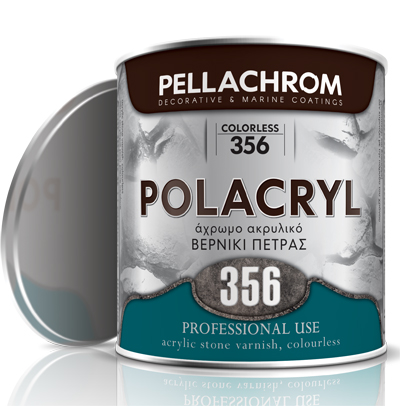 POLACRYL 356 PRO VARNISH 750 ml