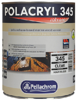 345 POLACRYL  TRANSPARENTNÍ  750ml