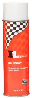 I1 KS BÍLÁ SPRAY 500ml