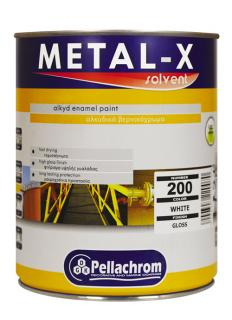 METAL-X BÍLÝ  750ml