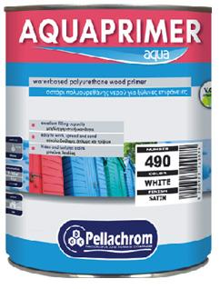 AQUAPRIMER BÍLÝ N.490  750ml
