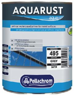 AQUARUST GREY N.495   2,5L